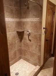 tile shower in basement craftsman