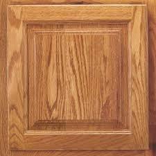 Oak Cabinet Doors American Woodmark 13x12 7 8 In Cabinet Door Sle In Newport Oak