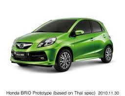 smallest honda car honda brio global minicar forbidden fruit gets reviews