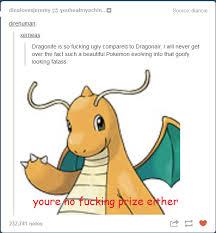 Dragonite Meme - dragonite has sass kill the hydra