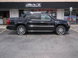 cadillac escalade black rims customers vehicle gallery week ending may 5 2012 american wheel