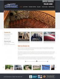service area website design clients from cambridge mn sytek