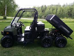 show us your polaris ranger 6x6 polaris ranger 6x6 pinterest