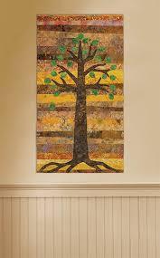 the healing tree autumn quilt kit keepsake quilting