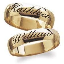 wedding ring name designs wedding ideas