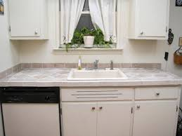 how to install kitchen countertops how to install a level countertop hgtv
