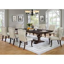 Best Quality Dining Room Furniture Best Quality Furniture 9 Piece Dining Set U0026 Reviews Wayfair