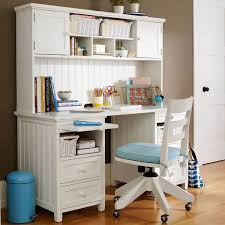 White Desk With Hutch Furniture White Wood Teen Girls Desk With Hutch Feat Unique