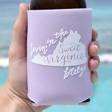 wedding koozies southern koozie wedding favors virginia favors
