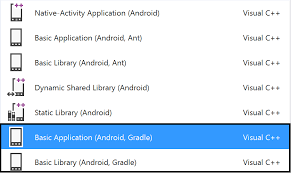 android gradle build your android applications in visual studio using gradle