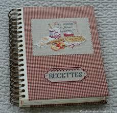 mon cahier de cuisine carnet de recettes aux petits bonheurs de