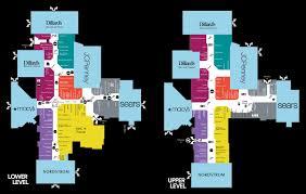 Melbourne Square Mall Map Barton Creek Mall Map Map Of Barton Creek Mall Texas Usa