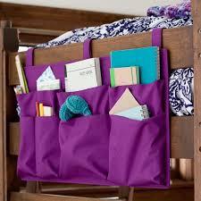 Bunk Bed Storage Pockets End Of Bed Storage Pockets Cool Ideas Pinterest Bed Storage