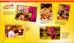 barney friends fall 1996 story bestbarneyfan deviantart