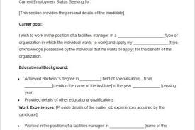 Facility Manager Resume Sample by Dump Truck Driver Cover Letter