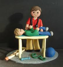 physical therapy therapist table exercise handcrafted polymer