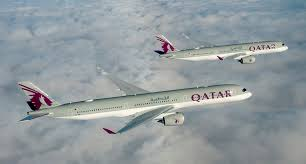 Qatar Airways Qatar Airways New Airbus A350 1000 Will Fly To From Feb 24