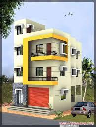 modern 3d 3 storey house floor plans