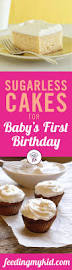 sugarless cakes for baby u0027s first birthday they u0027ll love these
