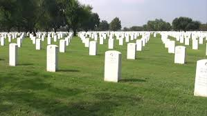 headstones houston pan right of headstones and at fort sam houston army