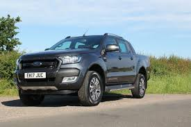 ford truck blue ford ranger wildtrak euro 6 review parkers