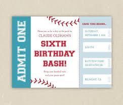 best 25 baseball birthday invitations ideas on pinterest