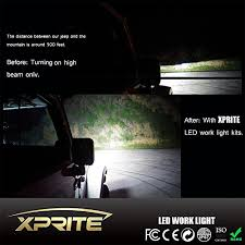 2 inch led spot light xprite 2 inch 10 watt cree high power led off road spot light for