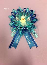 baby shower capias 11 best baby shower corsage capias images on baby