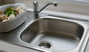 Stainless Steel Sink For Kitchen Stainless Steel Vs Porcelain Sink Pros Cons Comparisons And Costs
