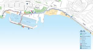Map Run Route by Course Map U2014 Dana Point Turkey Trot