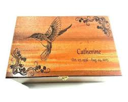 engraved memory box personalized custom harry potter box laser engraved