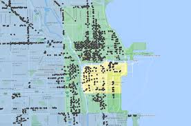 Chicago City Limits Map by Parking In Chicago Overview Easy Chicago Parking