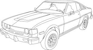 cool police cars coloring pages images pictures becuo clip art