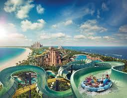Atlantis Bahamas Map The Best Water Park In Dubai Aquaventure Waterpark