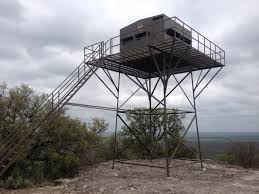 Elevated Bow Hunting Blinds 10x10 Deer Blinds For Sale Elevated Deer Blinds Texas Wildlife
