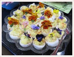 edible flower garnish garnishes made from flowers prettyfood