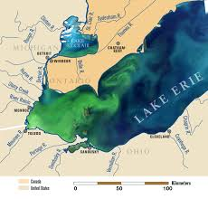 Michigan Dnr Lake Maps by Map Of Lake Erie My Blog