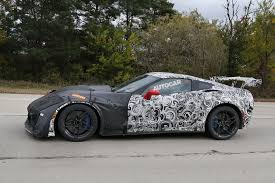 2017 chevrolet corvette msrp 2018 chevrolet corvette zr1 to be revealed 12 november autocar