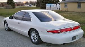 1998 lincoln mark viii w212 indy 2016