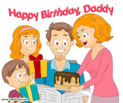 happy birthday dad clipart cliparts for you