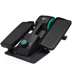 Under Desk Exercise by Cubii Jr Compact Under Desk Elliptical With Display Monitor