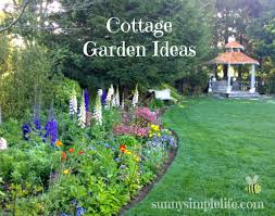 Cottage Garden Design Ideas Simple Cottage Garden Ideas
