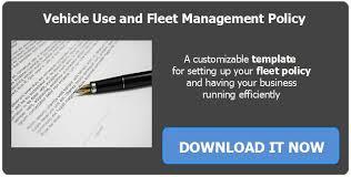 fleet policy template 28 images sle fleet safety program sle