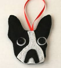 138 best woof ornament exchange images on boston