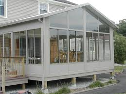 Outdoor Glass Room - modern concept glass patio enclosures with patio enclosures