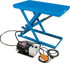 bishamon lift tables pallet handling mobile lifts skid lifts