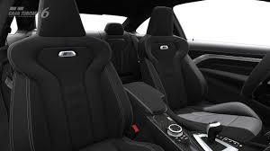 Bmw M4 Interior Introducing The Complete Bmw M4 Coupé Gran Turismo Com