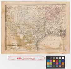 me a map of arkansas map of louisiana and arkansas the portal to history