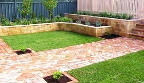 garden design garden design with front yard retaining wall ideas