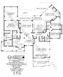 big house plans big mountain lodge house plan active house plans